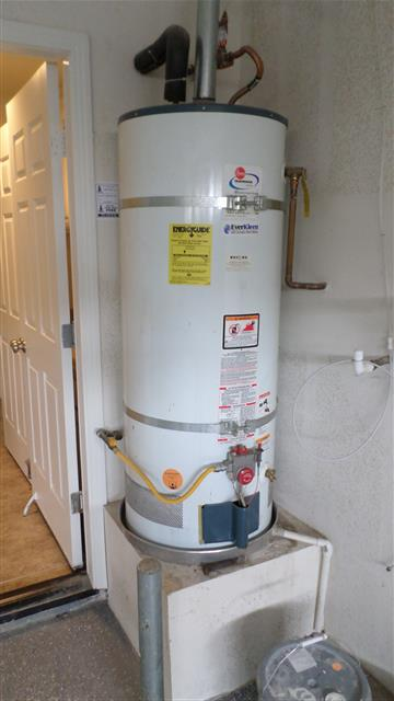 Water heater - Wild Rivers Inspections, LLC